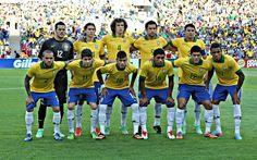 Brazil Team For fifa 2014
