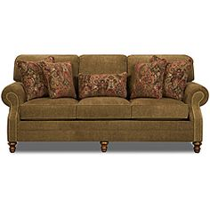 @Overstock - World famous Beautyrest pocketed coil construction sets this beautiful sofa apart. An elegant design and premium materials make this an exceptional value.   http://www.overstock.com/Home-Garden/Beautyrest-Mathias-Squirrel-Sofa/6820452/product.html?CID=214117 $859.99