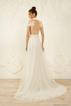 Shop the wide range of White Bridal Ao Dai Vietnamese Wedding Dress, Asian Wedding Dress, Vietnamese Dress, Chiffon Pants, Silk Chiffon, Ao Dai Modern, White Bridal, Wedding White, Ao Dai Wedding