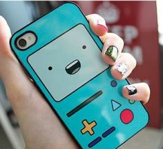 Adventure time phone case??? OMG!