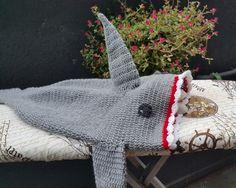 Shark Sleeping Bag Baby Shark Blanket Baby Cocoon Eat #baby #babyshowergift #babydecor #babyroom #babynursery #mom #felt #babyfelt #babygift  #babytrend #babycrip #babyshoes #babies #nurserydecor