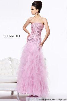 Sherri Hill 1574 at Prom Dress Shop | Prom Dresses