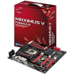 Asus Maximus V Formula Motherboard - Intel Z77