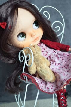 Customized Blythe doll by Carlaxy This girl has by CARLXYDOLLS