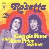 Georgie Fame and Alan Price together. Bubblegum Pop, Pop Rocks, Glam Rock, Great Bands, Childhood Memories, The Twenties, Growing Up, Concert, Movie Posters