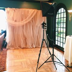 Love love love our tulle backdrop for our photo booth. It's definitely my favorite. So excited to be doing @thebanterbooth for #joshandsuzy tonight at Lakeland Yacht & Country Club. Check out some of the photos with the hashtag #joshandsuzy.  #photobooth #openairbooth #weddingphotobooth #weddingphotos #hipsterphotobooth #banterbooth #weddingreception #instantphotoaccess #getyourphotosinstantly #ipadkiosk