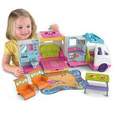 Loving family mobile home