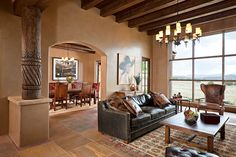 Westward Look Resort in Tucson, AZ | Bring the WWL style home! | Traditional Adobe Southwest Style Santa Fe Home Builders: Tierra Concepts