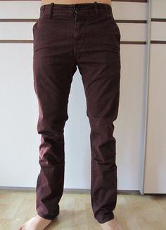 Kaufe meinen Artikel bei #Kleiderkreisel http://www.kleiderkreisel.de/herrenmode/stoffhosen/107651076-schicke-g-star-stoffhose-in-weinrot