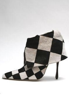 Harlequin Romance Boots
