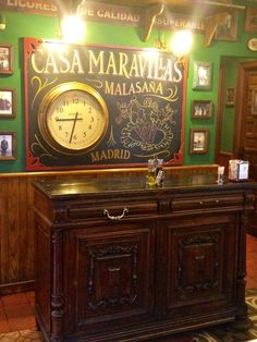 Particular love for this bar in Manuela Malasaña street. Have to go! #Madrid