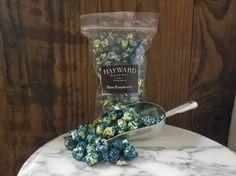 Blue Raspberry Popcorn