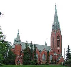 Mikaelskyrkan, Åbo – Wikipedia