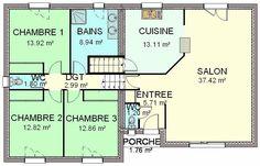 9 Idees De Crazy Building Plan Maison Plain Pied Plan Maison Maison Plain Pied