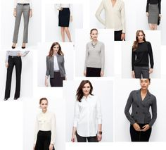 How to Build a Career Capsule Wardrobe