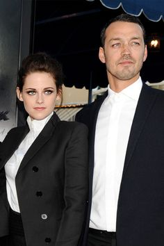 Kristen Stewart & Rupert Sanders    Twi-hards were rocked by the news that Kristen had cheated on boyfriend Robert Pattinson with her Snow White and The Hunstman director Rupert Sanders. Stewart issued a public apology on July 25 after photos of their tryst were published in US Weekly.