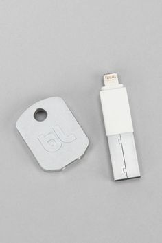 iPhone 5/5s Charger Keychain  –genius, but $40 ...