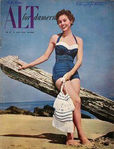 ALT for Damerne, July 1955