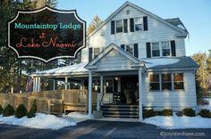 Mountaintop Lodge at Lake Naomi Club   A Review by Jo-Lynne Shane