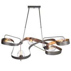Graffiti Pendant by Hubbardton Forge