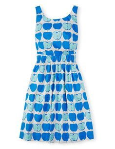 Beatrice Dress - ahh apples! :)