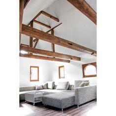 Umbau einer Scheune zum Wohnhaus | Architektourist