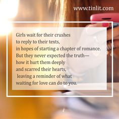 Quoted from 'Anne's Pansies', now available on TinLit! Visit: https://tinlit.com/story_info/7