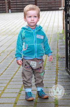 prinzessin farbenfroh: Bandito für Jungs