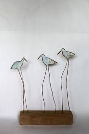 Epistyle: Recap More Wire Crafts, Diy And Crafts, Arts And Crafts, Sculptures Sur Fil, Wire Art Sculpture, Wire Sculptures, Abstract Sculpture, Bronze Sculpture, Copper Wire Art