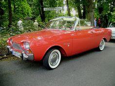 Ford Taunus 17M Cabrio