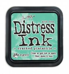 Tim Holtz/Ranger Ink Distress Ink Pad- Mermaid Lagoon (Color of the Month-March). Create an aged look on papers, fibers, photos and more! This package contains one ink pad. Non-toxic. Conforms to ASTM D Made in USA. Encre Distress Ink, Tim Holtz Distress Ink, Druckfarben Im Distress-look, Mermaid Lagoon, Texture Paste, Clover Green, Ranger Ink, Stamp Pad, Distress Oxides