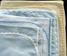 The Old Fashioned Baby Sewing Room: On Making Crochet Blankets!