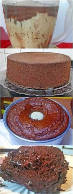 Mexican Food Recipes, Sweet Recipes, Cake Recipes, Food L, Love Food, Cupcakes, Cupcake Cakes, Tasty Dishes, Chocolate Recipes