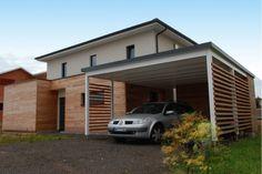 Annuaire sur internet de la maison en bois et des fournisseurs de la construction bois diaporama : INNOV' HABITAT - Ambiance plein sud