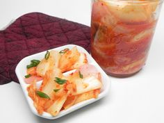 Traditional Kimchi Vegetarian Cabbage, Vegan Vegetarian, Vegan Gluten Free, Gluten Free Recipes, Chinese Cabbage, Rice Vinegar, Sauerkraut, Fresh Ginger, Korean Food
