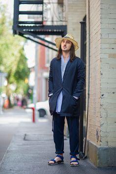 An Unknown Quantity | New York Fashion Street Style Blog by Wataru Bob Shimosato | ニューヨークストリートスナップ