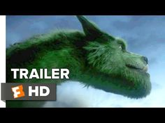 Pete's Dragon Official Trailer #1 (2016) - Bryce Dallas Howard Movie HD - YouTube