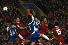 Liverpool 0 Porto 0: Jurgen Klopp's Reds coast into Champions League quarter-finals with Anfield draw: * Liverpool 0 Porto 0: Jurgen…