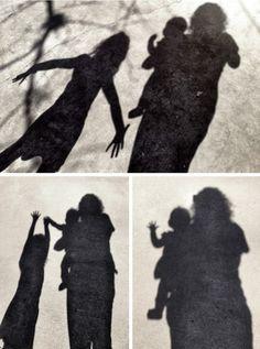 Groundhog Day Shadows!