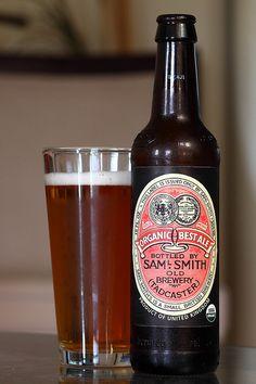 Samuel Smith's Organic Best Ale