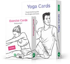 Exercise And Yoga Cards