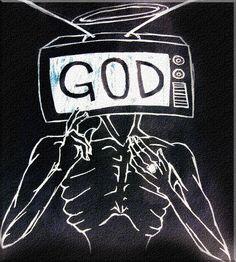 C'è uno scollamento totale tra la realtà e la messinscena mediatica. Mentre il mondo è nelle piazze a protestare, il teatrino televisivo attira le masse in