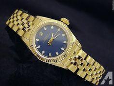Rolex Oyster Perpetual Diamond President