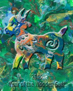 Chinese Year of the Goat - 2015 - Astrology and Feng Shui - by Sign - My Forecast