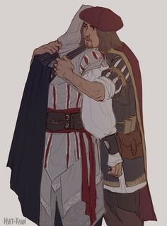 'They… they… hanged… they hanged them, Leonardo… Father, Federico… even… even little Petruccio…' 'You need to be strong Ezio. They will pay for this. And you still have mother and sister. Be strong for them.'