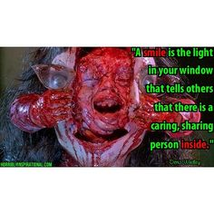Top 100 funny inspirational quotes photos Your favorite inspirational quotes meet your favorite horrific images  #funny #funnypictures #funnyinspirationalquotes #funnyhorror #horror #horrormovies #inspirationalquotes #deadalive #movies See more http://wumann.com/top-100-funny-inspirational-quotes-photos/