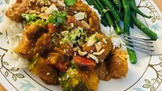 Chef John's Peanut Curry Chicken draws from many recipes--it's a winning combination of flavors, spices, textures, and colors for a easy and delicious dinner.
