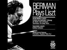 LAZAR BERMAN - LISZT Transcendental Etude No 04. Mazeppa