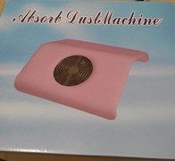 "Absorb DustMachine, Brand:	Unknown   Model number:	 UKE21497 - ""Pink"" Recall date(s):	20/03/2015 Description:	 A pink cushioned, triangular-shaped device with a small fan on one side for removing dust from finger nails. The product is supplied in a cardboard box with a photo of the product. Risk:	 Risk of electric shock due to inadequate construction. What to do:	 The manufacturer may not have provided a way to exchange your product. This product is dangerous, please stop using it…"