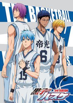 Kuroko's Basketball New Film Revealed